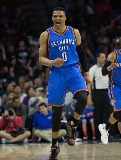 Philadelphia 76ers vs. Oklahoma City Thunder - 10/26/16 NBA Pick, Odds, and Prediction