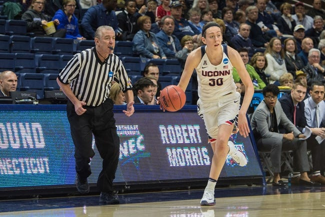 UConn vs. Mississippi State - 3/26/16 Women's NCAA Tournament Pick, Odds, and Prediction