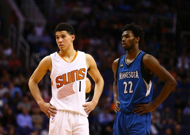 Timberwolves vs. Suns - 3/28/16 NBA Pick, Odds, and Prediction