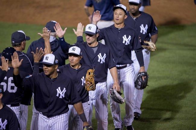 New York Mets vs. New York Yankees - 8/1/16 MLB Pick, Odds, and Prediction