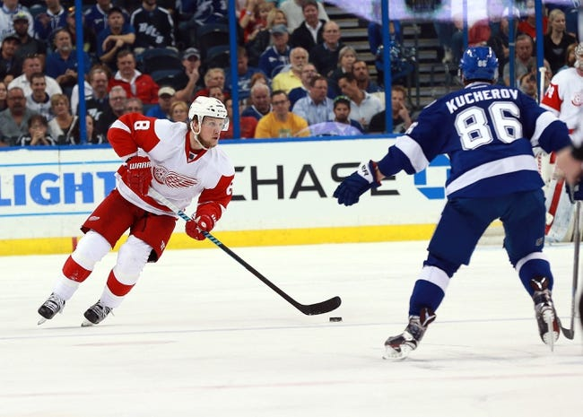 Red Wings at Lightning - 4/13/16 Game One Pick, Odds, and Prediction