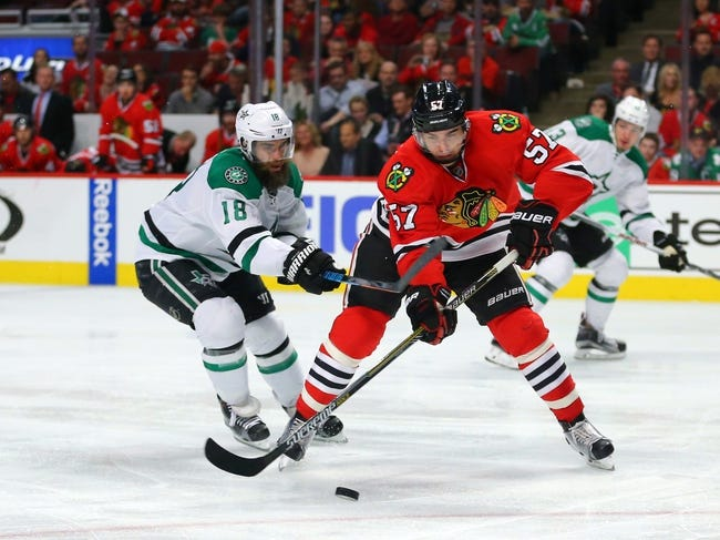 Dallas Stars vs. Chicago Blackhawks - 11/5/16 NHL Pick, Odds, and Prediction