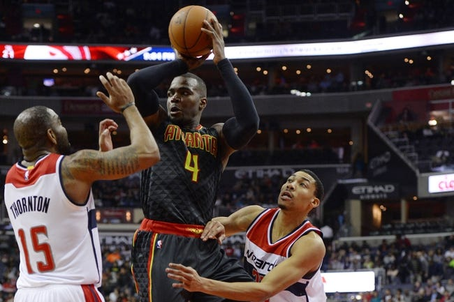 Washington Wizards at Atlanta Hawks - 10/27/16 NBA Pick, Odds, and Prediction