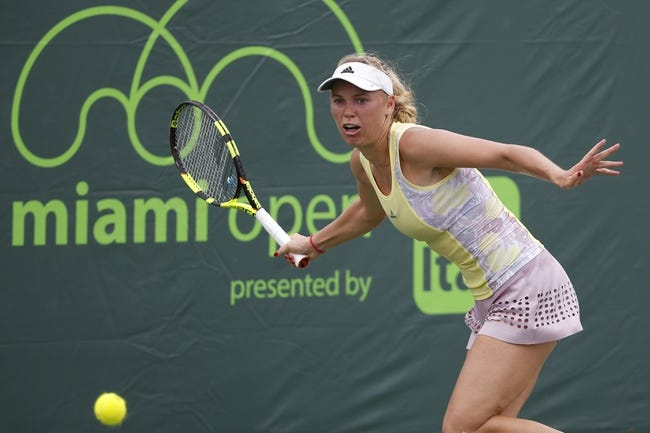 Elina Svitolina vs. Caroline Wozniacki 2016 Miami Masters Pick, Odds, Prediction