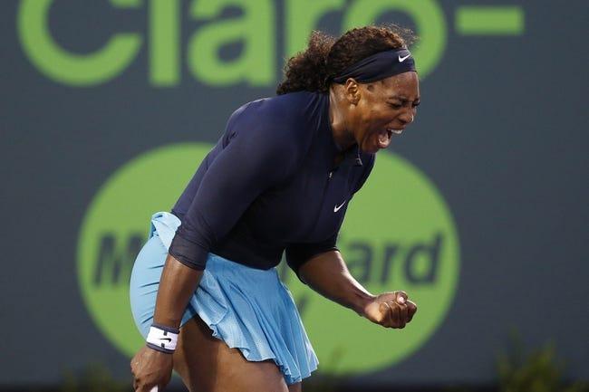 Serena Williams vs. Zarina Diyas 2016 Miami Masters Pick, Odds, Prediction