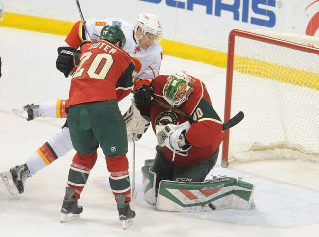 Wild vs. Flames - 4/9/16 NHL Pick, Odds, and Prediction
