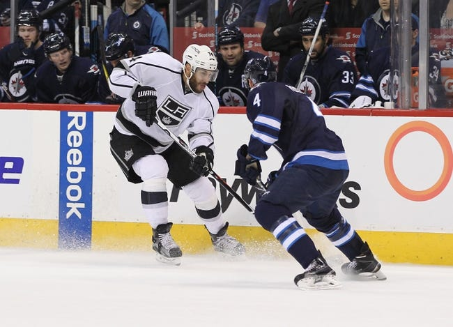 Kings vs. Jets - 4/9/16 NHL Pick, Odds, and Prediction