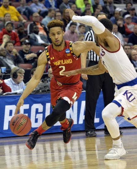 Maryland Terrapins vs. American Eagles - 11/11/16 College Basketball Pick, Odds, and Prediction