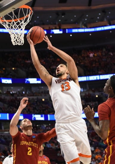 Virginia Cavaliers vs. Syracuse Orange - 3/27/16 College Basketball Pick, Odds, and Prediction