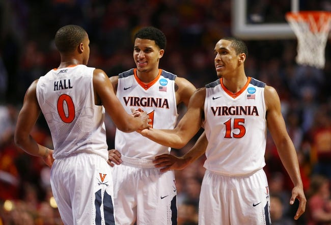 Syracuse vs. Virginia - 3/27/16 NCAA Tournament Pick, Odds, and Prediction