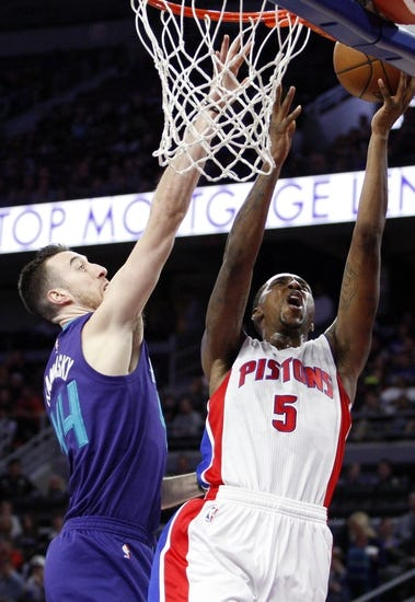 Charlotte Hornets vs. Detroit Pistons - 11/29/16 NBA Pick, Odds, and Prediction