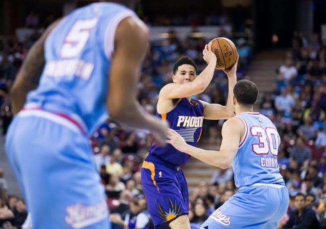 Phoenix Suns vs. Sacramento Kings - 4/11/16 NBA Pick, Odds, and Prediction