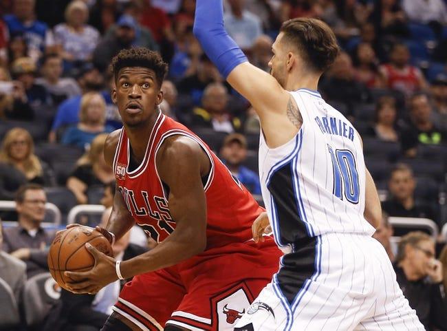 Chicago Bulls vs. Dallas Mavericks - 10/4/17 NBA Pick, Odds, and Prediction