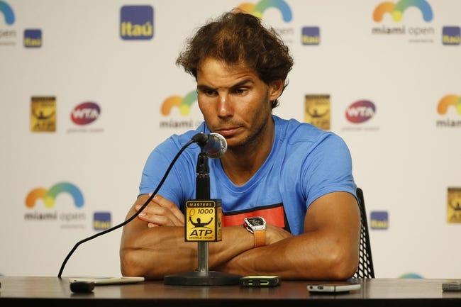 Rafael Nadal vs. Sam Groth 2016 French Open Pick, Odds, Prediction