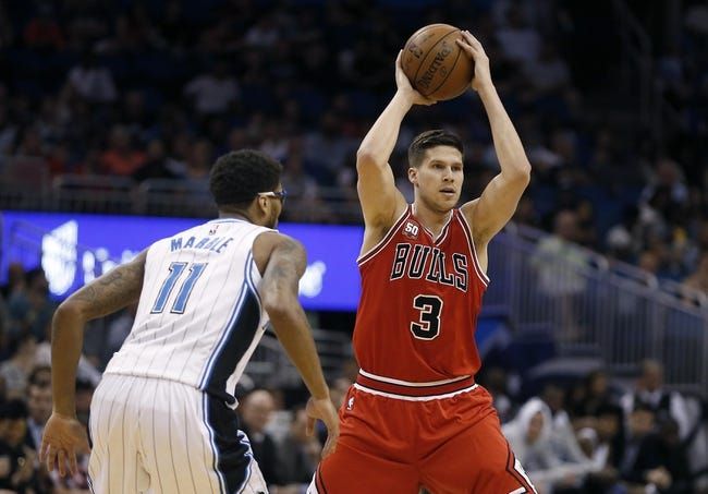 New Orleans Pelicans vs. Chicago Bulls - 10/8/17 NHL Pick, Odds, and Prediction