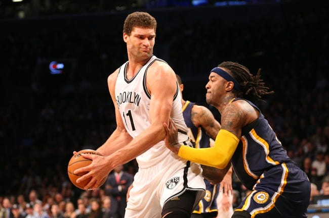 Pacers vs. Nets - 4/10/16 NBA Pick, Odds, and Prediction