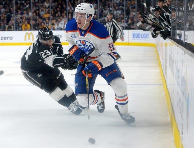 Los Angeles Kings vs. Edmonton Oilers - 11/17/16 NHL Pick, Odds, and Prediction