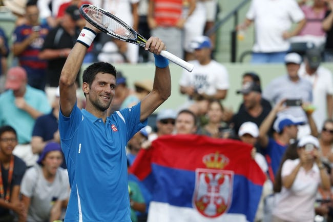 Dominic Thiem vs. Novak Djokovic 2016 Miami Masters Pick, Odds, Prediction