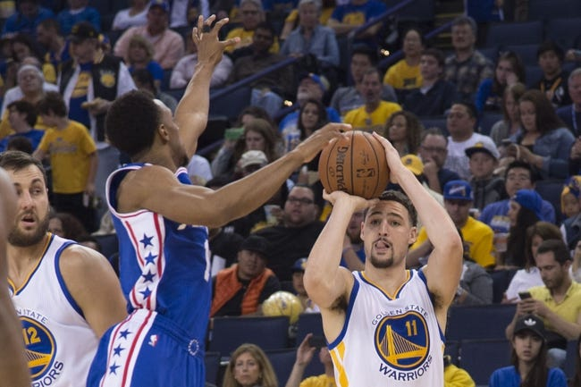 NBA News 3/28/16: Klay Thompson Scores 40 in Warriors Win Over Sixers