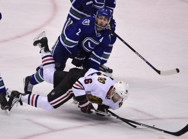 NHL News 3/28/16: Blackhawks Clinch Playoff Berth with Win Over Canucks