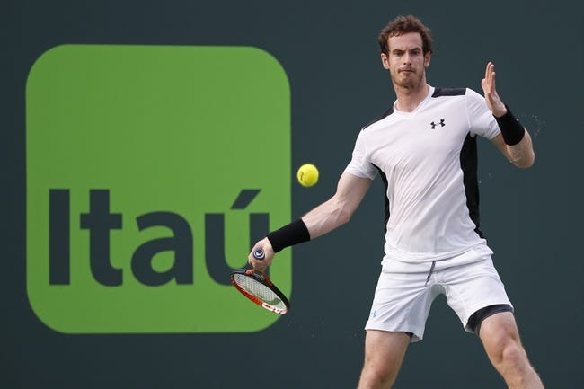 Andy Murray vs. Lucas Pouille 2016 Rome Masters Semifinals Pick, Odds, Prediction