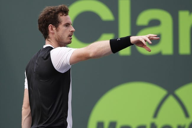 David Goffin vs. Andy Murray 2016 Rome Masters Quarterfinals Pick, Odds, Prediction