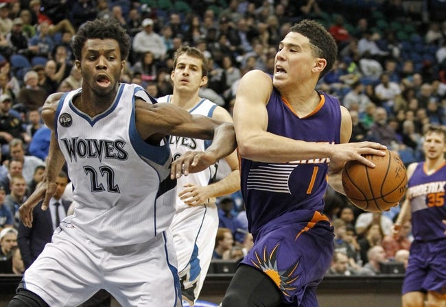 Phoenix Suns vs. Minnesota Timberwolves - 11/25/16 NBA Pick, Odds, and Prediction