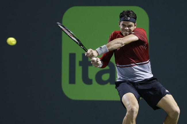 Milos Raonic vs. Albert Ramos-Vinolas 2016 French Open Pick, Odds, Prediction