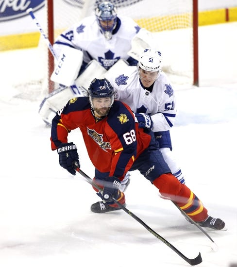 Toronto Maple Leafs vs. Florida Panthers - 4/4/16 NHL Pick, Odds, and Prediction