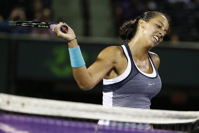 Madison Keys vs. Kristina Mladenovic 2016 Rio Summer Olympics Pick, Odds, Prediction