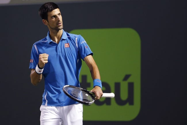 Novak Djokovic vs. David Goffin 2016 Miami Masters Pick, Odds, Prediction