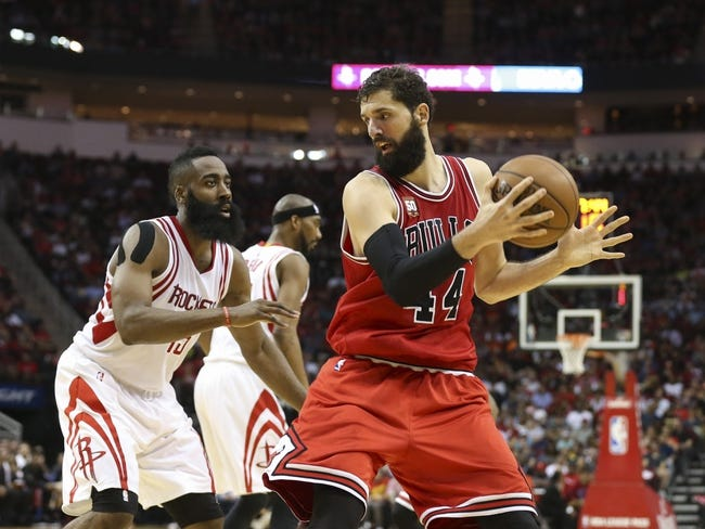 NBA News 4/1/16: Bulls Stun Rockets, Pull to Within One Game of Final Playoff Spot