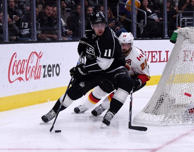 NHL News 4/1/16: Kings Shut Out Flames, Take Pacific Division Lead