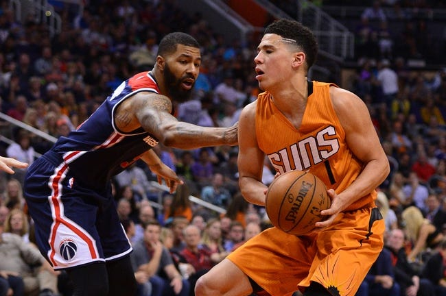 Washington Wizards vs. Phoenix Suns - 11/21/16 NBA Pick, Odds, and Prediction
