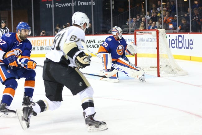 New York Islanders vs. Pittsburgh Penguins - 11/18/16 NHL Pick, Odds, and Prediction