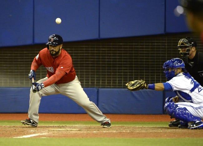 Toronto Blue Jays vs. Boston Red Sox - 4/8/16 MLB Pick, Odds, and Prediction