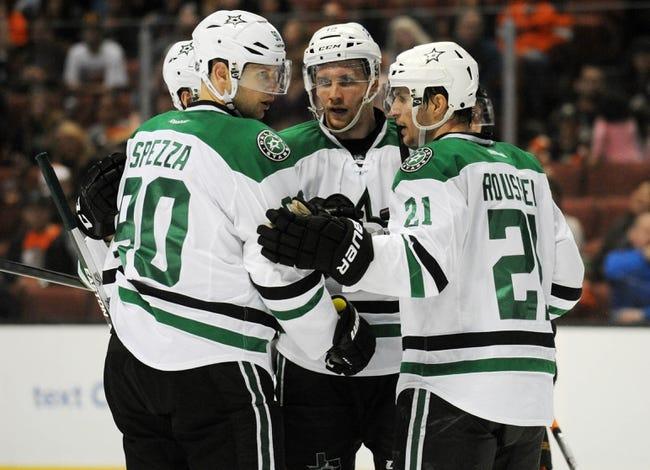 Dallas Stars vs. Anaheim Ducks - 10/13/16 NHL Pick, Odds, and Prediction