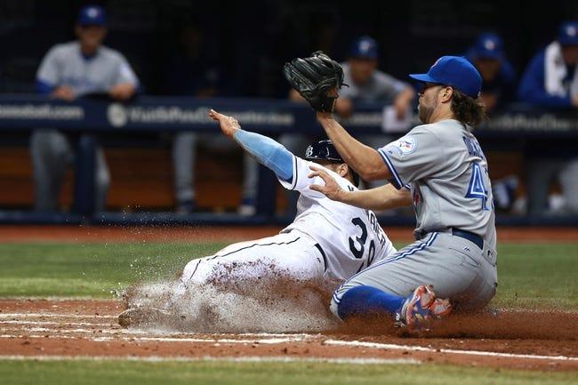 Tampa Bay Rays vs. Toronto Blue Jays - 4/5/16 MLB Pick, Odds, and Prediction