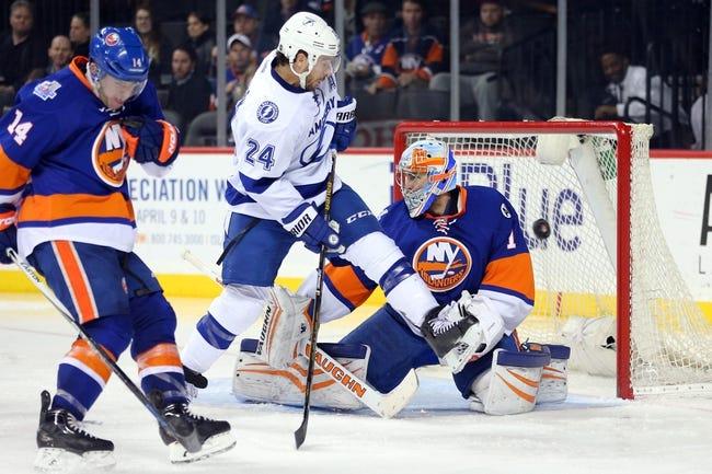 Tampa Bay Lightning vs. New York Islanders - 4/27/16 NHL Pick, Odds, and Prediction