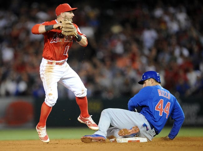 Los Angeles Angels vs. Chicago Cubs - 4/5/16 MLB Pick, Odds, and Prediction