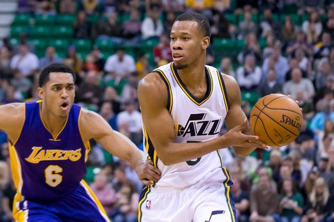 Utah Jazz vs. Los Angeles Lakers - 10/28/16 NBA Pick, Odds, and Prediction