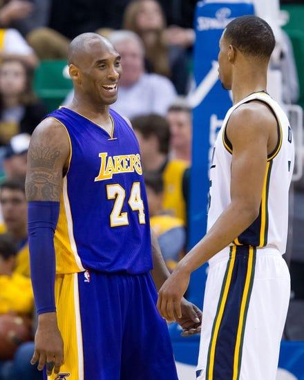 Los Angeles Lakers vs. Utah Jazz - 4/13/16 NBA Pick, Odds, and Prediction