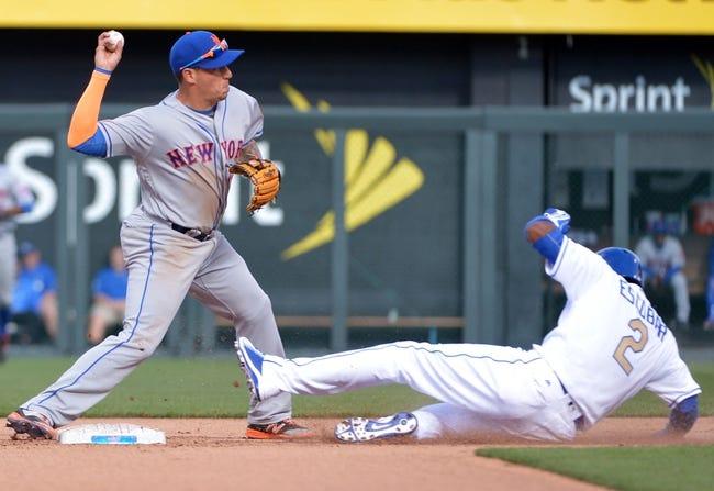 New York Mets vs. Kansas City Royals - 6/21/16 MLB Pick, Odds, and Prediction