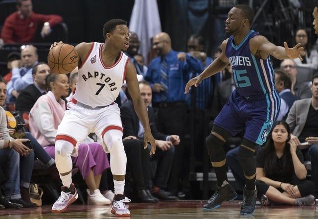 Charlotte Hornets vs. Toronto Raptors - 11/11/16 NBA Pick, Odds, and Prediction