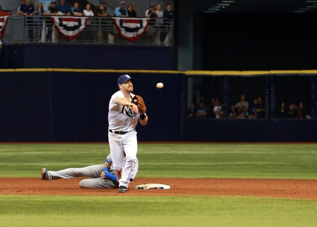 Rays vs. Blue Jays - 4/6/16 MLB Pick, Odds, and Prediction