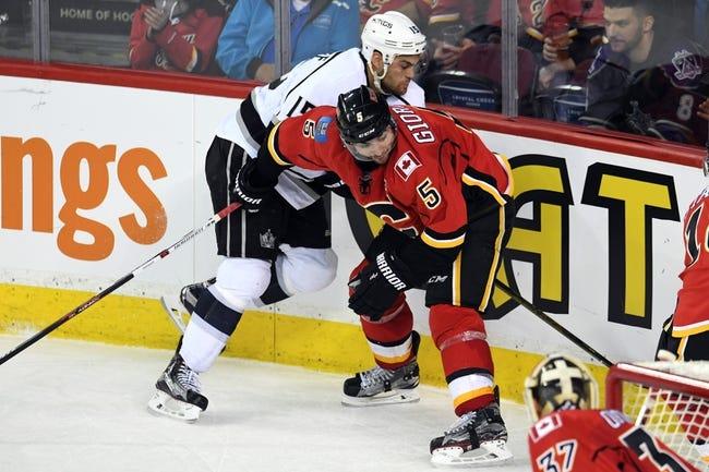 Los Angeles Kings vs. Calgary Flames - 11/5/16 NHL Pick, Odds, and Prediction