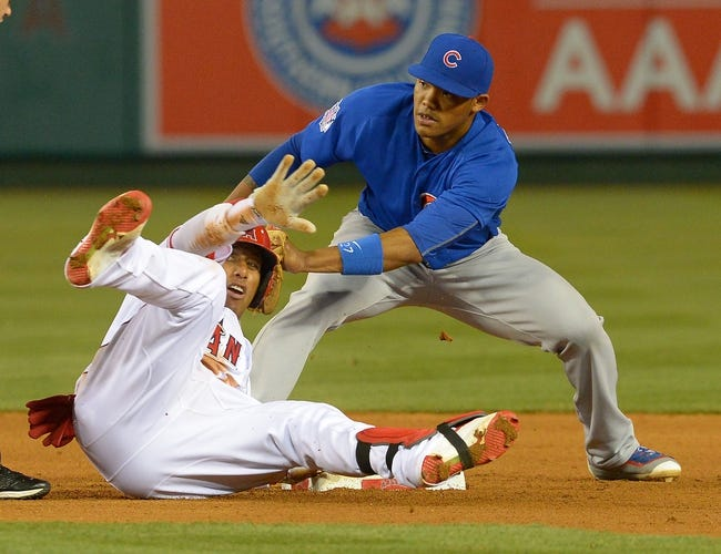 Chicago Cubs vs. Los Angeles Angels - 8/9/16 MLB Pick, Odds, and Prediction