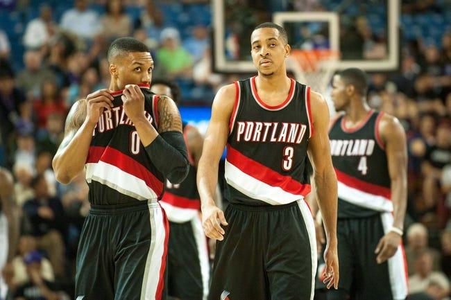 Portland Trail Blazers vs. Sacramento Kings - 11/11/16 NBA Pick, Odds, and Prediction