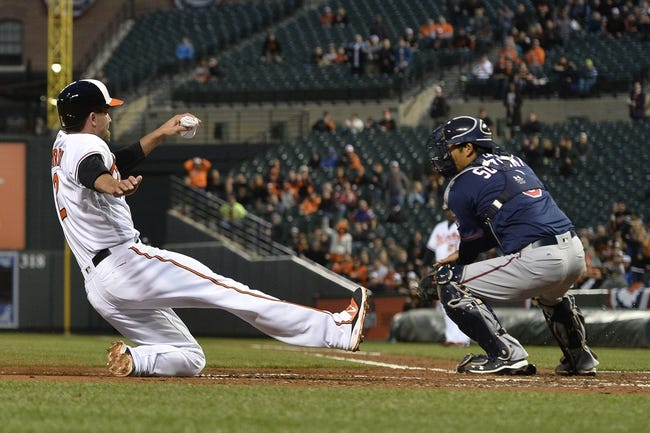 Baltimore Orioles vs. Minnesota Twins - 4/7/16 MLB Pick, Odds, and Prediction