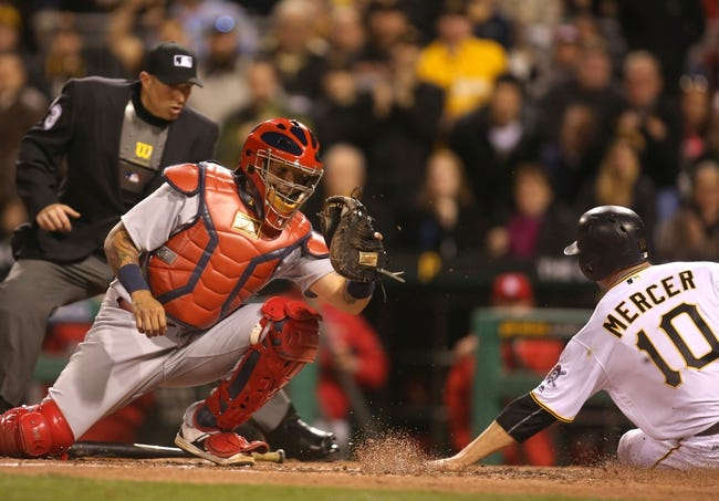 St. Louis Cardinals vs. Pittsburgh Pirates - 5/6/16 MLB Pick, Odds, and Prediction